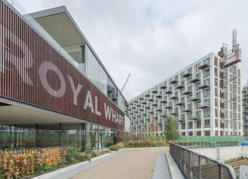 3 bed flat for sale in Marco Polo Building, Royal Wharf E16