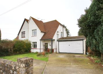 Thumbnail 3 bed semi-detached house for sale in Church Road, Hartley, Longfield, Kent