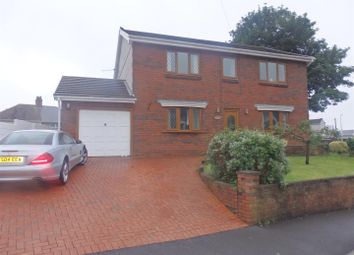 Thumbnail 3 bed detached house for sale in Erw Terrace, Burry Port, Llanelli