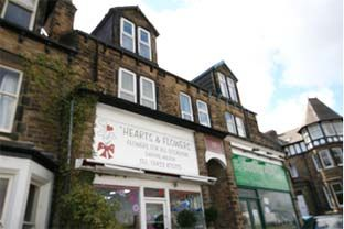 Thumbnail 2 bed flat to rent in Otley Road, Harrogate