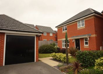 Thumbnail 4 bedroom detached house for sale in Sandiacre Avenue, Brindley Village, Stoke-On-Trent