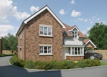 Thumbnail 4 bedroom detached house for sale in Church Road, Warsash, Southampton