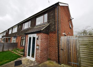 Thumbnail 1 bed semi-detached house to rent in Langford Gardens, Bicester