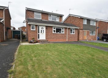 Thumbnail 3 bed detached house for sale in Alder Grove, Droitwich