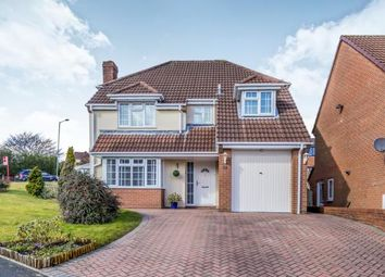 Thumbnail 4 bedroom detached house for sale in Willotts Hill Road, Waterhayes, Newcastle Under Lyme, Staffordshire