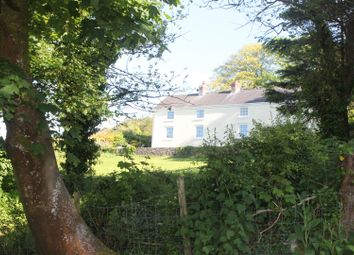 Thumbnail 4 bed detached house for sale in Hill House, Llanmadoc, Gower, Swansea