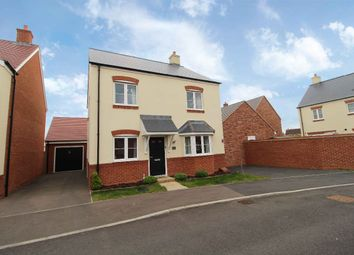 Thumbnail 4 bed detached house for sale in Smallbrook, Cranfield, Bedford