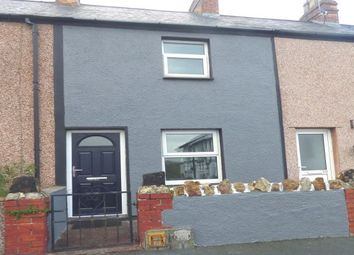 Thumbnail 2 bed terraced house to rent in Park Terrace, Conwy