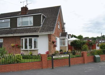 Thumbnail 3 bed semi-detached house to rent in Horbury Close, Scunthorpe