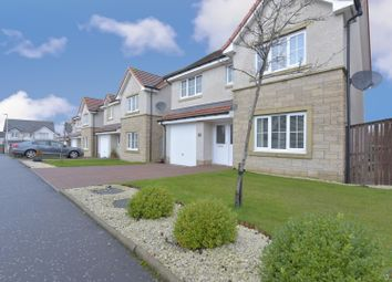 Thumbnail 4 bed detached house for sale in Fitty Way, Dunfermline