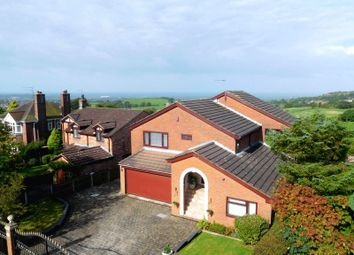 Thumbnail 4 bed detached house for sale in Harriseahead Lane, Harriseahead, Stoke-On-Trent