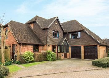 Thumbnail 5 bed property for sale in Sherenden Park, Golden Green, Tonbridge