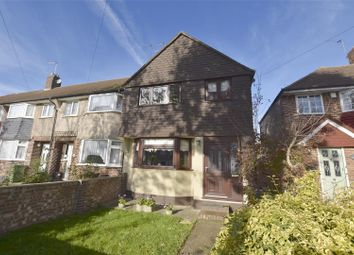 Thumbnail 3 bed property for sale in Berwick Crescent, Sidcup