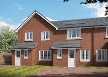 Thumbnail 3 bed end terrace house for sale in Springfield Gardens, Parkhead