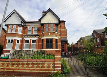 Thumbnail 6 bed semi-detached house to rent in Manley Road, Whalley Range, Manchester