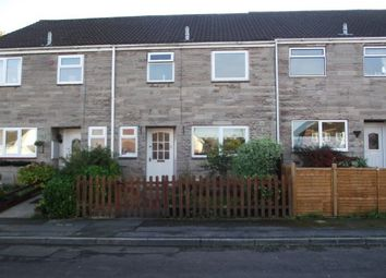 Thumbnail 3 bed terraced house to rent in Chapmans Close, Wookey