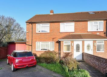 Thumbnail 3 bed end terrace house for sale in Northfield Road, Heston