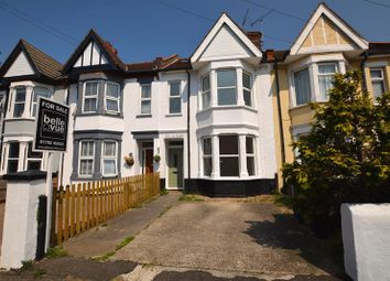 Thumbnail 4 bed terraced house for sale in Victoria Road, Southend-On-Sea