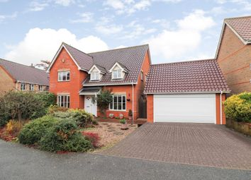 Thumbnail 4 bed detached house for sale in Squirrells Mill Road, Bildeston, Ipswich, Suffolk
