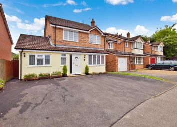 Thumbnail 5 bedroom detached house for sale in Summerfields, Sible Hedingham, Halstead