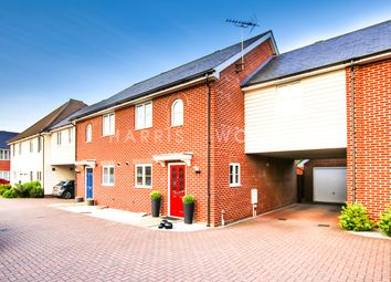 Thumbnail 3 bed semi-detached house for sale in Britannia Mews, Colchester