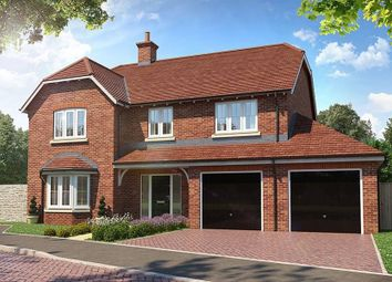 "Thumbnail 5 bedroom detached house for sale in ""The Turnland"" at Gravel Lane, Drayton, Abingdon"