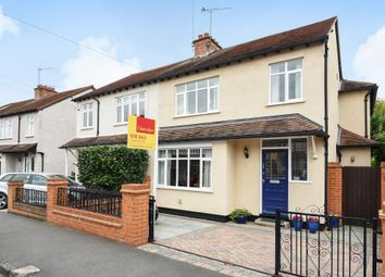 Thumbnail 4 bedroom semi-detached house for sale in Windsor, Berkshire