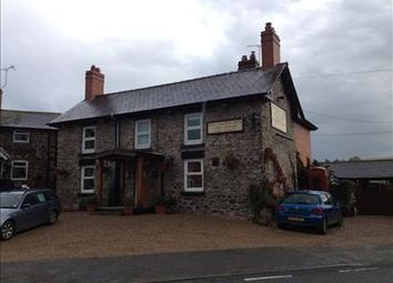 Thumbnail Leisure/hospitality for sale in Pen-Y-Bont Inn, Pen-Y-Bont, Oswestry