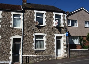 Thumbnail 2 bed end terrace house to rent in Arthur Street, Barry