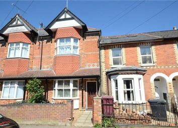 Thumbnail 3 bedroom terraced house for sale in Hatherley Road, Reading, Berkshire