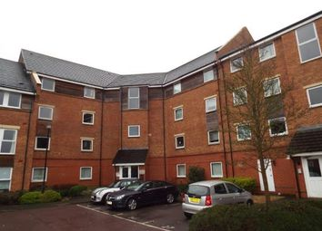 Thumbnail 2 bedroom flat for sale in Florey Court, Swindon, Wiltshire
