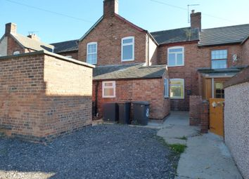 Thumbnail 2 bed terraced house to rent in Poplar Avenue, Moira, Swadlincote
