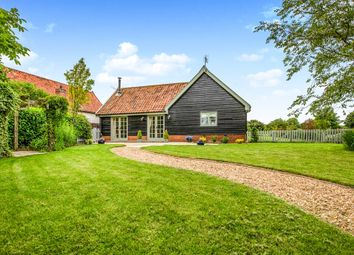 Thumbnail 3 bed detached bungalow for sale in Worlingworth Road, Horham, Eye