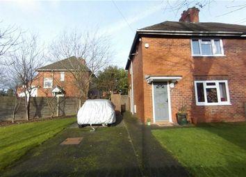 Thumbnail 2 bed semi-detached house for sale in Platt Lane, Fallowfield, Manchester