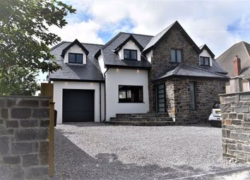 Thumbnail 4 bed detached house for sale in Bishopston Road, Swansea, Bishopston Swansea