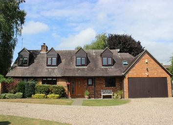 Thumbnail 4 bed detached house for sale in Rectory Gardens, Church Lane, Edgcott, Aylesbury