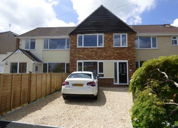 Thumbnail 3 bedroom terraced house to rent in Barton Close, Winterbourne, Bristol