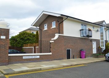 Thumbnail 3 bed terraced house for sale in Chichester Way, London
