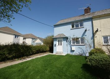 Thumbnail 2 bed terraced house for sale in Queens Crescent, Bodmin