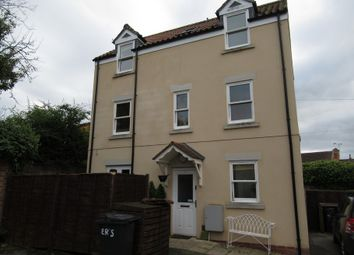 Thumbnail 4 bed detached house to rent in Benedict Street, Glastonbury
