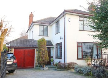 Thumbnail 3 bed detached house for sale in Fawley Road, Calderstones, Liverpool