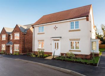 "Thumbnail 4 bedroom detached house for sale in ""Witley"" at Halam Road, Southwell"