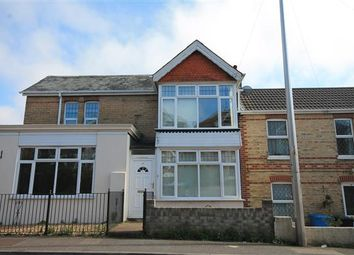 Thumbnail 2 bed semi-detached house to rent in Albert Road, Parkstone, Poole