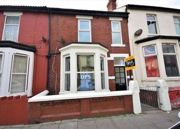 Thumbnail 4 bed terraced house for sale in Livingstone Road, Blackpool, Lancashire