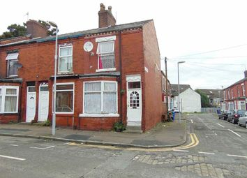 Thumbnail 2 bedroom terraced house for sale in Wareham Street, Crumpsall, Manchester