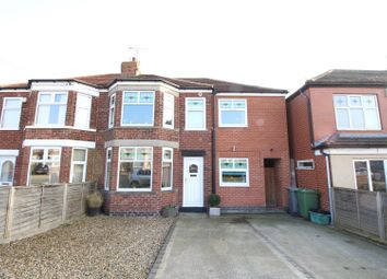 Thumbnail 4 bedroom semi-detached house for sale in Temple Avenue, York