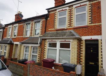 Thumbnail 2 bed terraced house to rent in Wykeham Road, Reading