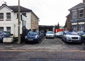 Thumbnail Parking/garage for sale in St Clements Road, Bournemouth