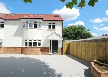 Thumbnail 4 bed semi-detached house for sale in Merrilees Road, Sidcup, Kent