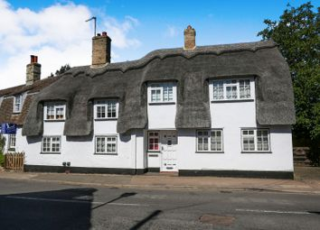 Thumbnail 3 bed cottage to rent in St. Ives Road, Houghton, Huntingdon